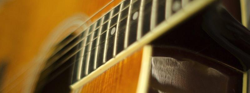 レッスン内容【アコースティックギター】