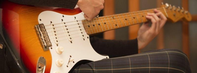 レッスン内容【エレキギター】
