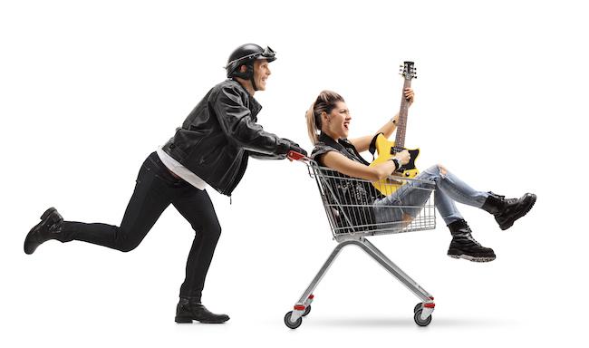 初心者の方のギター購入予算