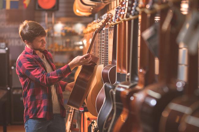初心者の方におすすめのギターの選び方-まとめ-