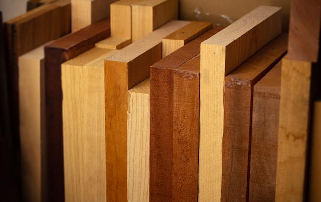 ギターの木材の違い