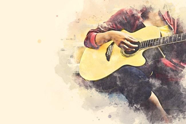 【独学でも挫折しない方法】ギター初心者が最初に覚えるべき事