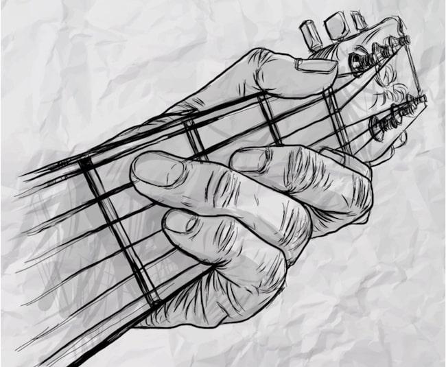 ギター初心者の練習法【コードチェンジのコツ】