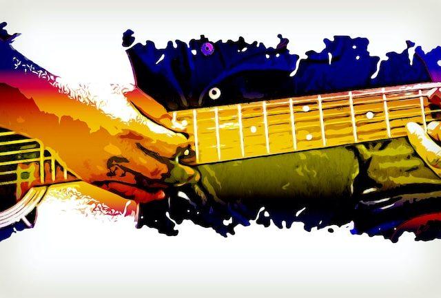 ストロークの基本フォーム【ギターの右手は超大事です】