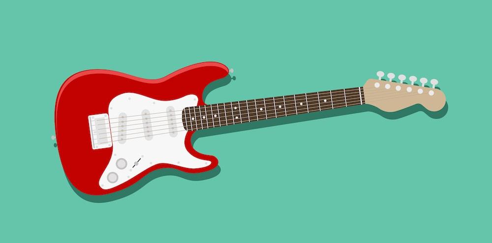 ギターのスケール弦長